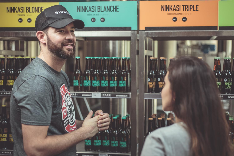 Acheter sa bière en ligne, mode d'emploi