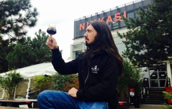 Une bière «métalleuse»