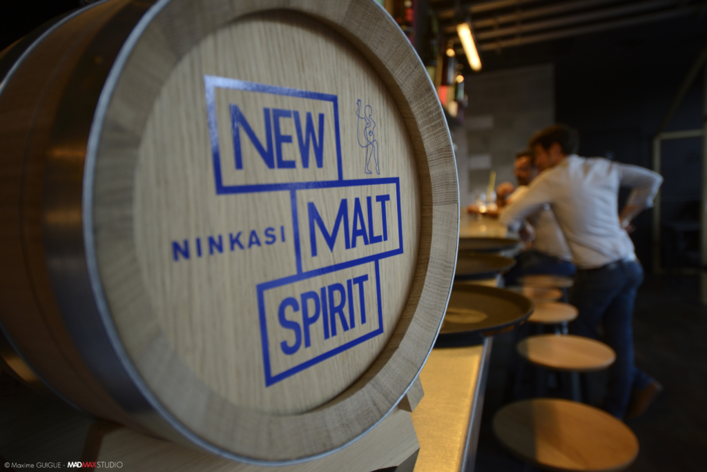 Mini fût New Malt Spirit