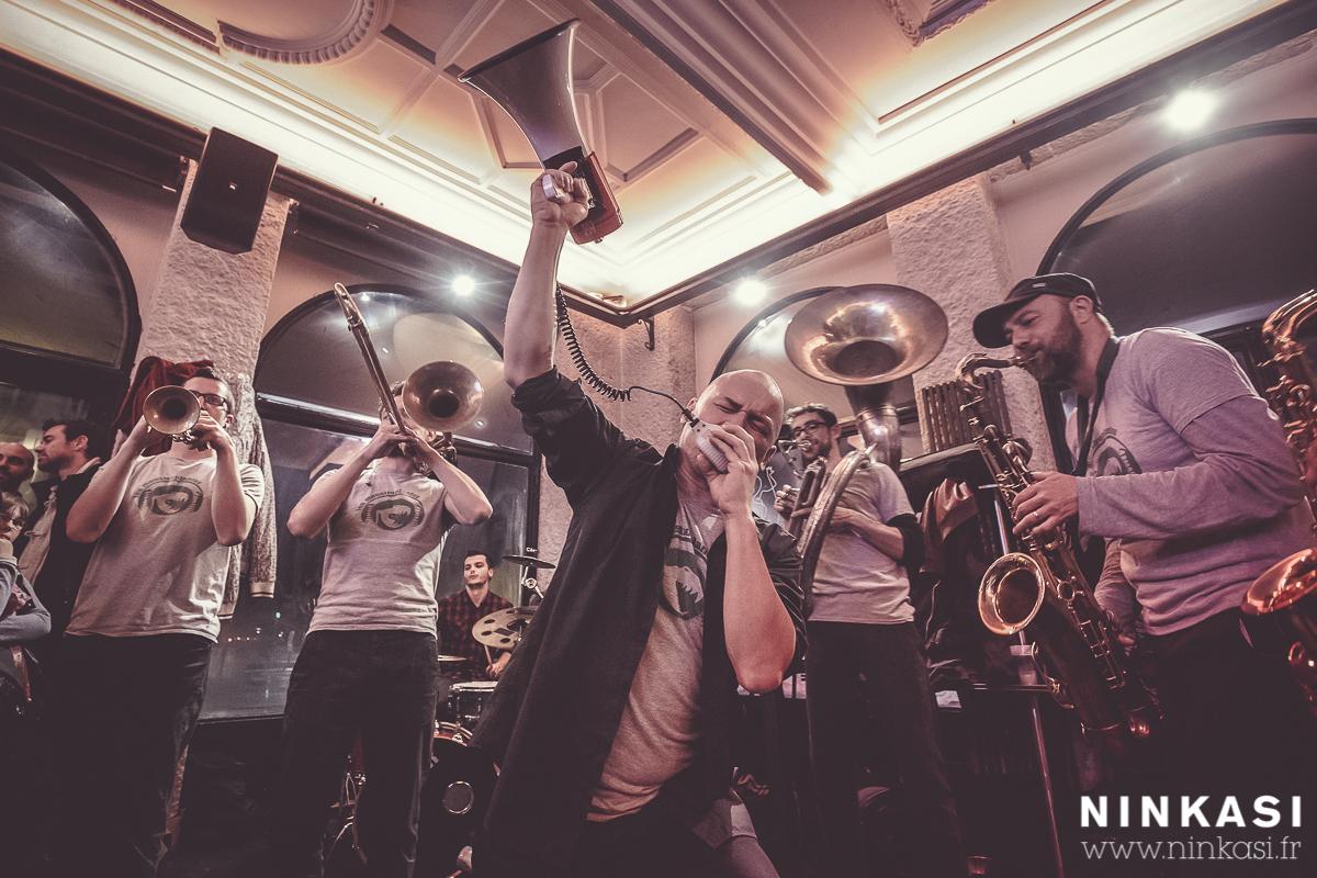 Ninkasi fête le Jazz Day !