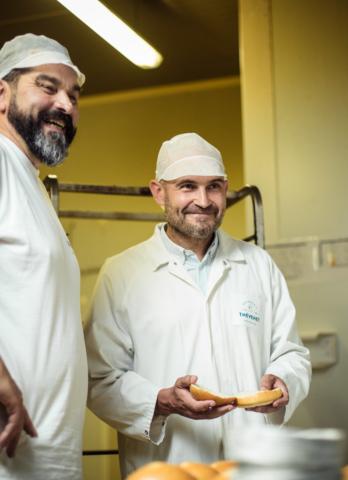 La Tournée du Patron chez la boulangerie Thévenet