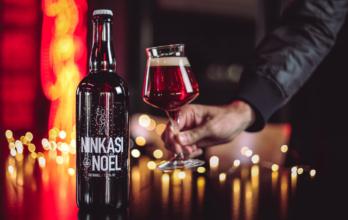 Une bière douce pour Noël