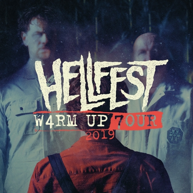 HELLFEST : W4RM UP 7OUR 2K19