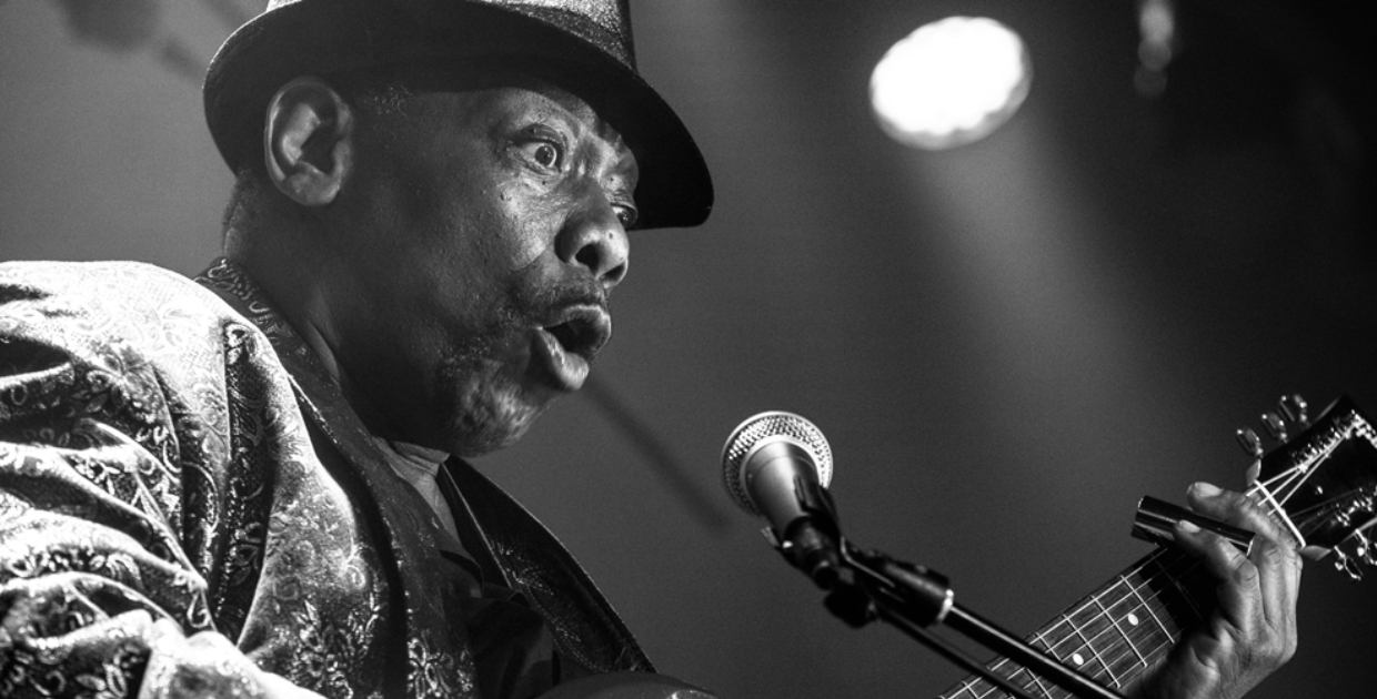 LUCKY PETERSON – BLUES TOUR 2019