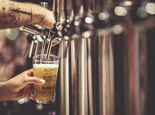 Tirez sa bières, sans pression