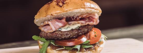 La recette du burger Cheesy in Love