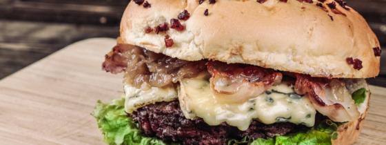 Le burger Cheesy in Love