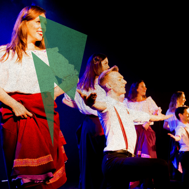 Saint Patrick : Sidh Dance Company