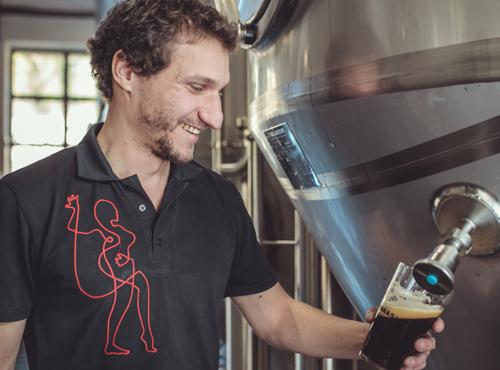 Tirez sa bière comme un pro !