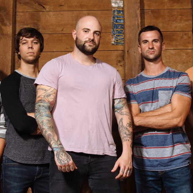 AUGUST BURNS RED – 10 YEARS OF CONSTELLATION TOUR