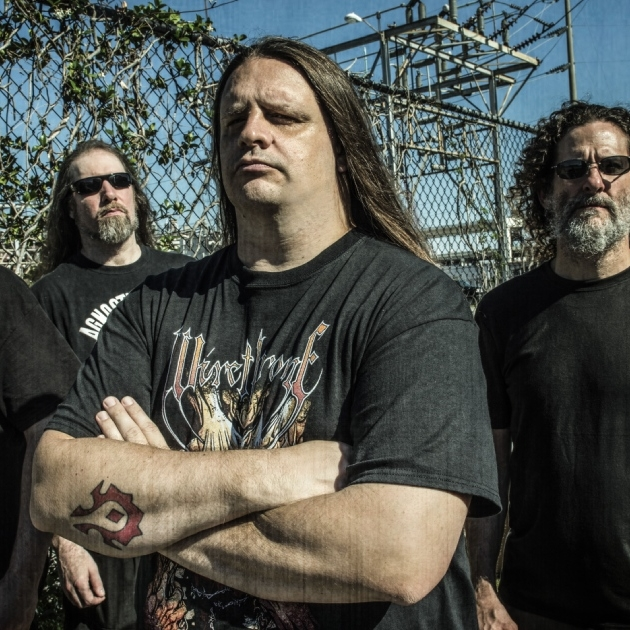 CANNIBAL CORPSE + ACOD