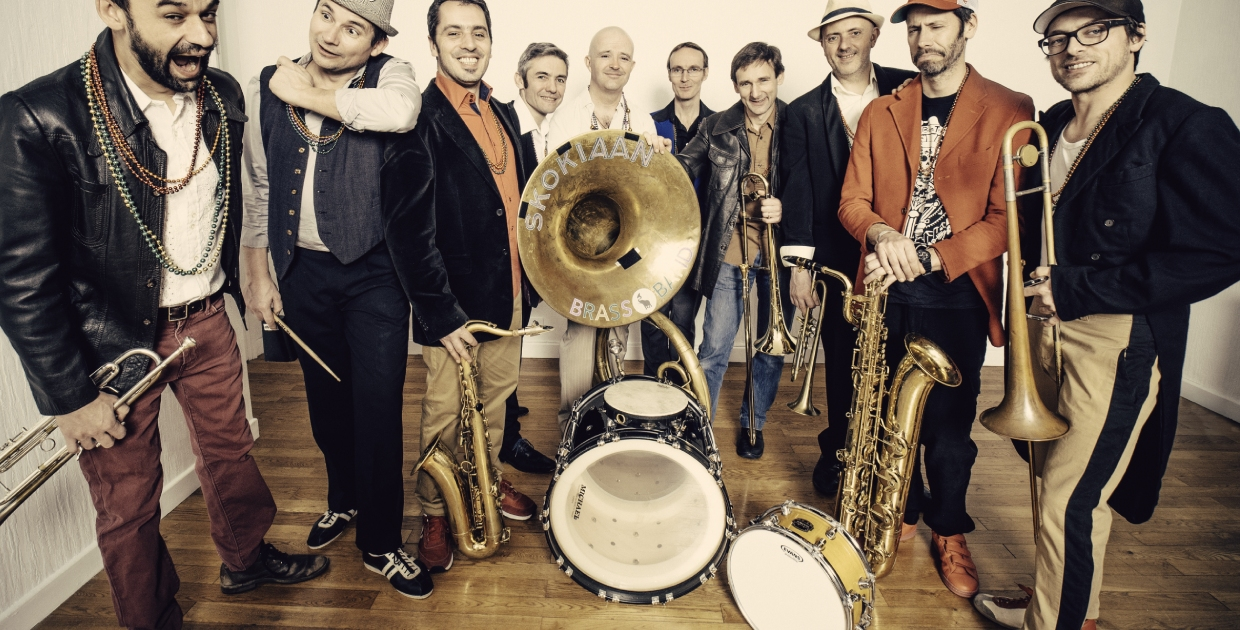 JAZZ DAY : SKOKIAAN BRASS BAND