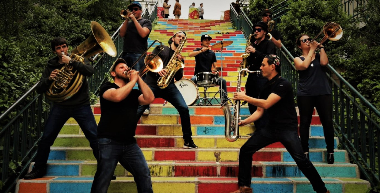JAZZ DAY : VELCROS BRASS BAND