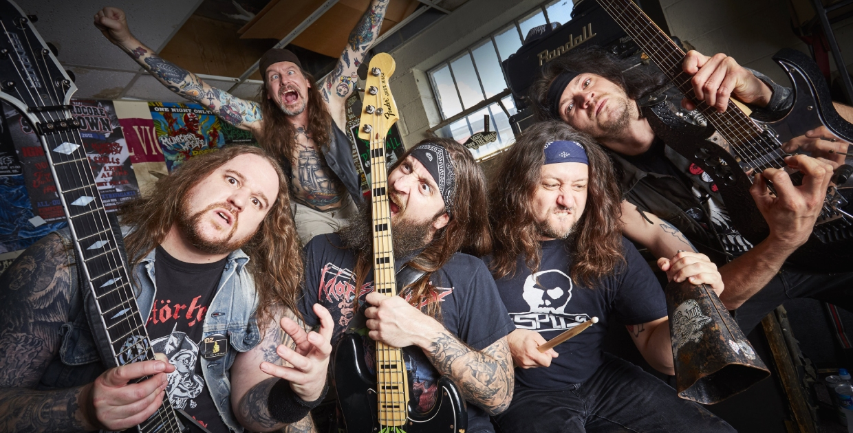 MUNICIPAL WASTE + EIGHT SINS