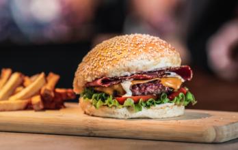 Le burger Hot Pastrami