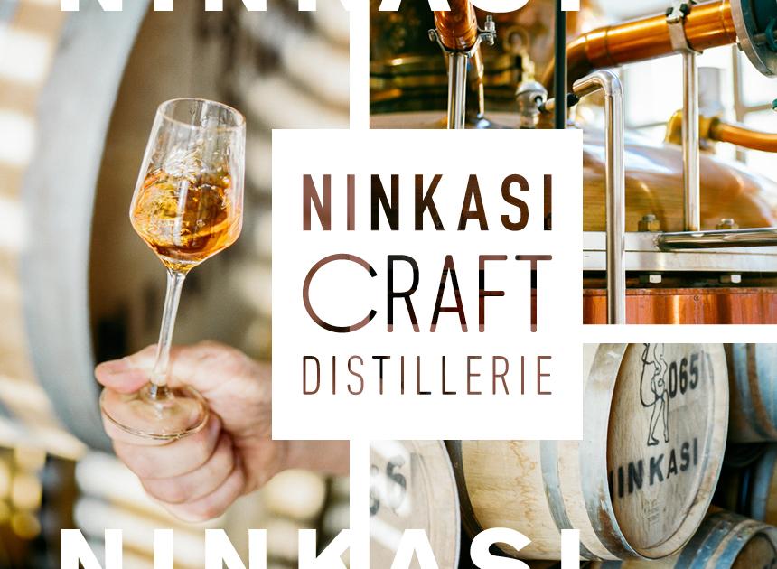 Soirée Ninkasi Craft Distillerie