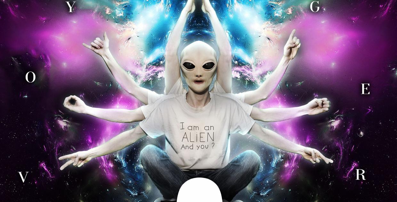 Alien Party #02