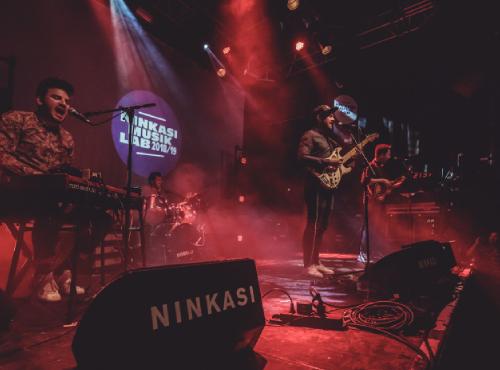 Ponta Preta, le coup de coeur du Jury du Ninkasi musik Lab !