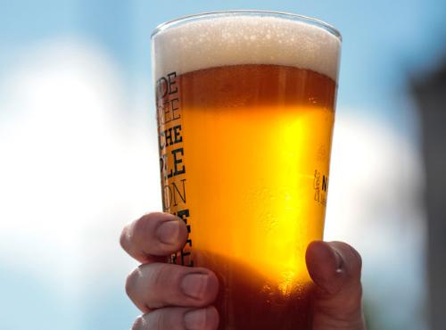 Une bière de style saison vieillie sur bois