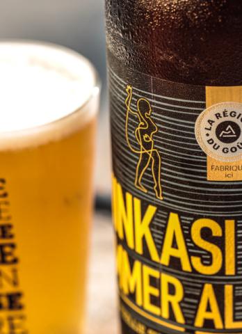 Une bière saison qui envoie du bois !