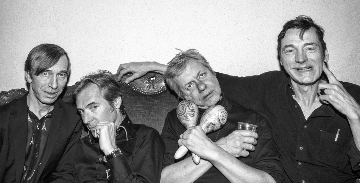 THE FLESHTONES + JON SPENCER & THE HITMAKERS + THE BRAND NEW MEN