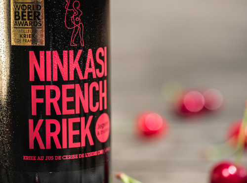 Elue Meilleure Kriek de France au World Beer Award 2018