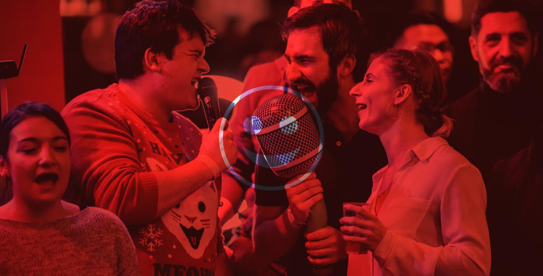 Festival Ninkasi : KARAOKÉCHORALE 90's