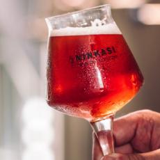 La Sahti, bière finlandaise à la pression