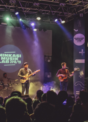 3 bonnes raisons de rejoindre le Ninkasi Musik Lab