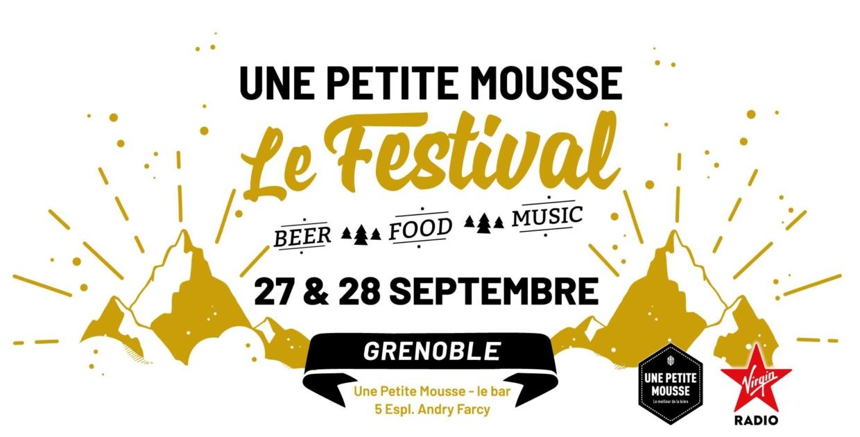 Le Festival Une Petite Mousse