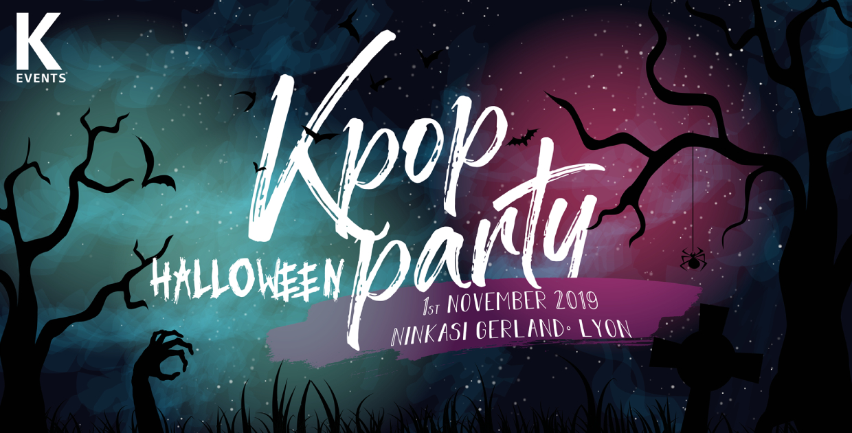 Kpop Halloween Party