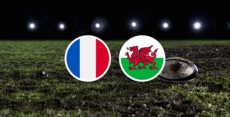Coupe Du Monde De Rugby : France – Pays De Galles