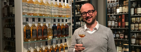 On a interviewé Pierre Tissandier, directeur de the Whisky Lodge