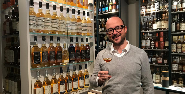 On a interviewé Pierre Tissandier, directeur de the Whisky Lodge