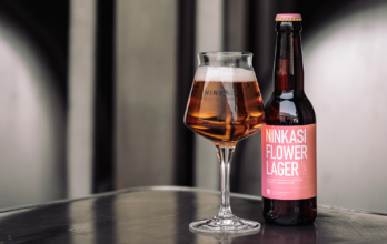 Flower Lager : lager peace and love