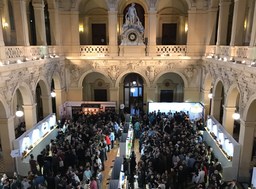 La première édition du Lyon Whisky Festival en 2018 : un carton plein !