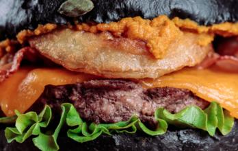 Le burger Smashing Pumpkin