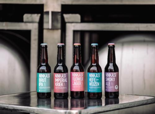 Des bières plus originales : les Ninkasi Craft Experience