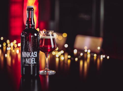 Une bière pour fêter Noël tout l'hiver