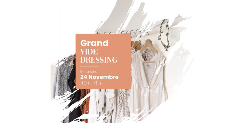 GRAND VIDE-DRESSING