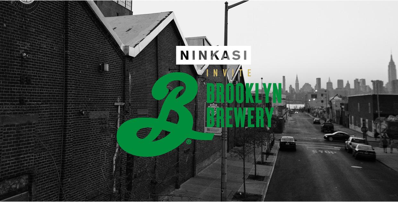 Ninkasi invite Brooklyn Brewery