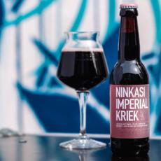 Imperial Kriek : une kriek qui envoie du bois