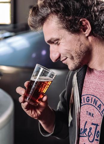 Bientôt une bière sans alcool Ninkasi