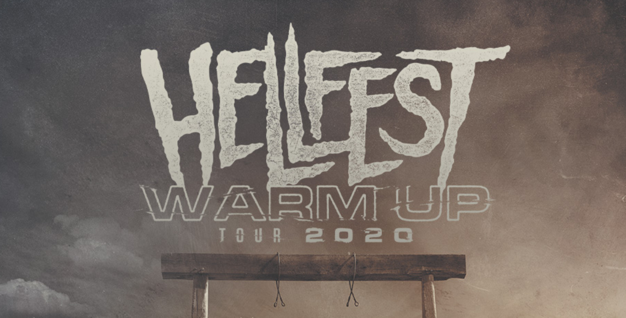 ANNULÉ · HELLFEST WARM UP TOUR 2020 : TRAPPT + BUY JUPITER