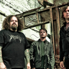 Napalm Death, l'interview.