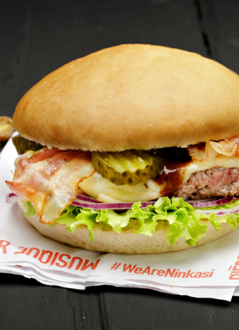 La recette du burger Highway to Ale