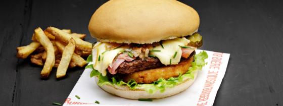 La recette du burger Snow Patrol