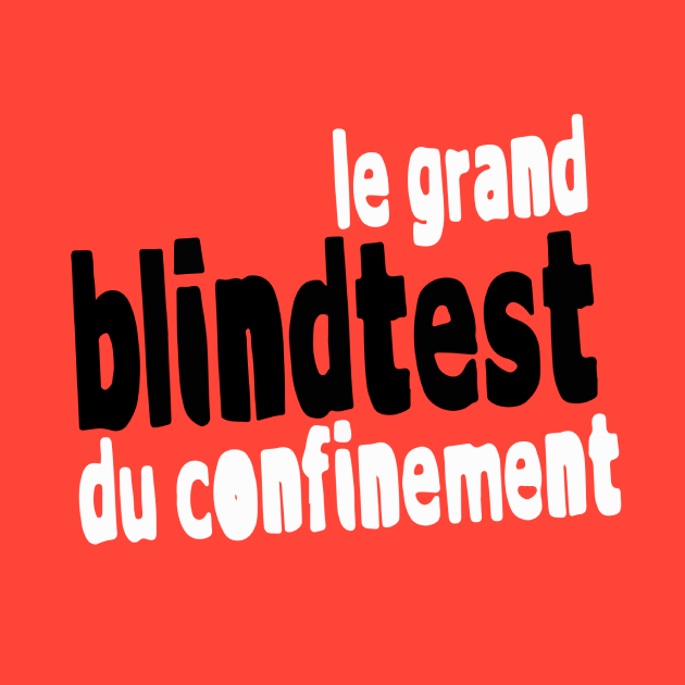 Le Grand Blind Test Du Confinement W/ Dj Harry Cover