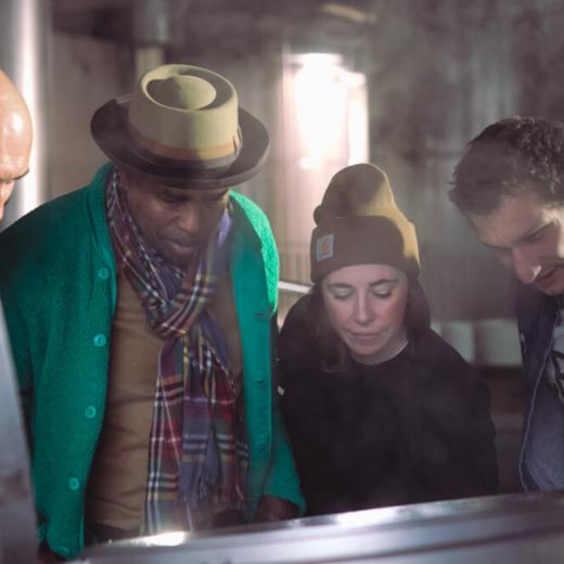 Brooklyn Brewery est venue brasser avec nous à Tarare