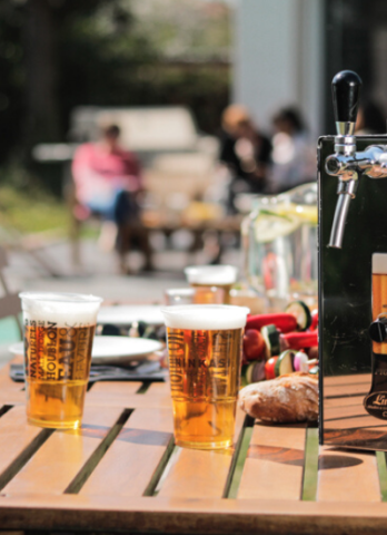 Interview exclusive : la tireuse à bière Ninkasi